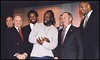 "Wyclef, Mayor Bloomberg, Police commissioner Ray Kelly • <a style=""font-size:0.8em;"" href=""http://www.flickr.com/photos/148317500@N03/29883512133/"" target=""_blank"">View on Flickr</a>"