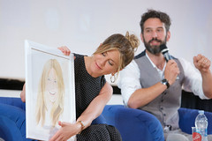 Jennifer Aniston (giffonistory) Tags: 2016 46a giffoni jenniferaniston star hollywood salatruffaut incontro manliocastagna ritratto regalo