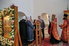 6. Престольный праздник в Святогорске 30.09.2016