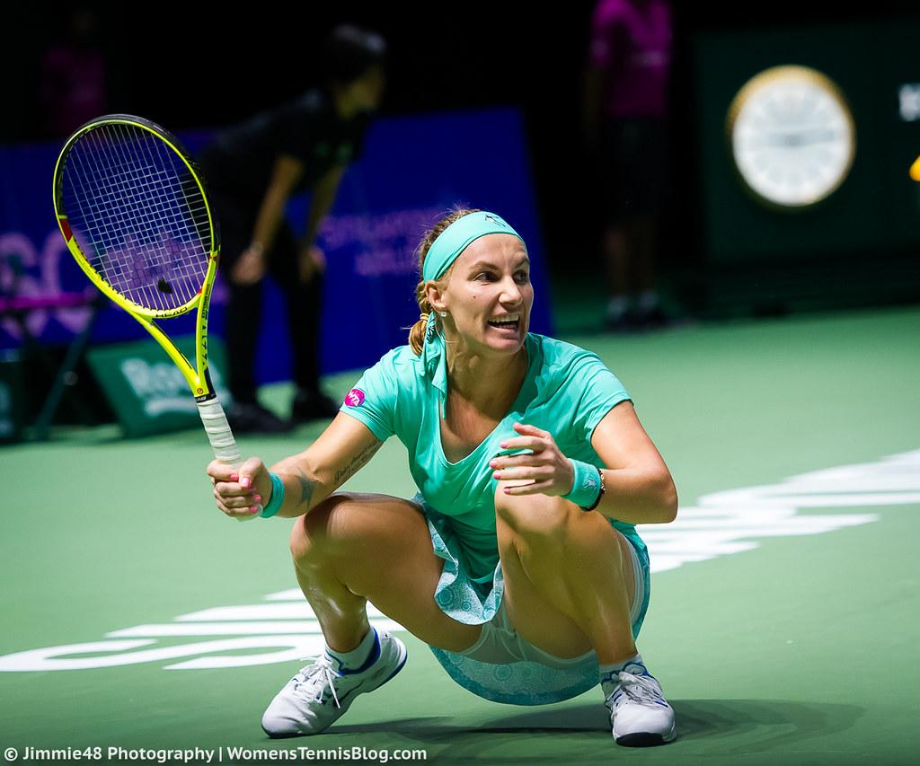 s from Singapore Kuznetsova continues amazing run