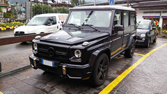 Mercedes Benz G65 AMG (Andrea 109) Tags: v w 12 twelve bi turbo w12 612cv 612hp hp 612 emirates arabia maroccan morocco evo g wagen 65 63 v8 rare unique new car suv 4x4 all terrain mud city sport race 5 sec german doors saudi sheikh scheich italien italienisch zwölf geändert haltung auspuff