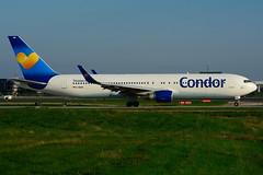 D-ABUB (Condor) (Steelhead 2010) Tags: condor boeing b767 b767300er yyz dreg dabub