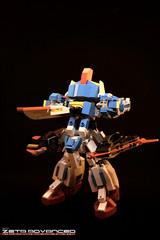 Z Transform 3 (Sam.C (S2 Toys Studios)) Tags: zetagundam gundam mobilesuit lego moc s2 80s scifi mecha anime japan spacecraft