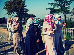 the age of innocence (Sali_Boom) Tags: girls friends happy icecream walk laugh istanbul asianside turkey trip travel innocence