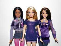 If you're ready for me boy, you better push the button (meike__1995) Tags: barbie sugababes mattel nikki teresa doll dolls