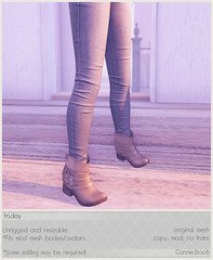 friday - Connie Boots for N21! (Darling Monday) Tags: friday n21