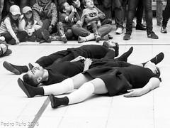 Mercado de San Fernando (Pedro Rufo Martin) Tags: arte baile danzacontemporanea descalzinhadanza expresion lavapies mercado sanfernando tapapies