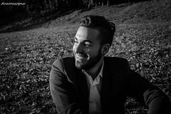 DSC02086 (Aurorasogna Mila) Tags: uomo man ragazzo boy guy model modello albo taranto laquila collemaggio parcodelsole parco del sole natura nature port portraits portrait ritratto viso volto face glasses glass park reflex sony alpha290 aurorasogna green verde bw black white