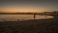 waiting 4 U (Nicolas Ferrer) Tags: canon canoneos60d eos60d dawn landscape lanzarote puertodelcarmen sigmalenses sigma1770mm sigma atardecer aire libre paisaje playa costa mar sea sunset