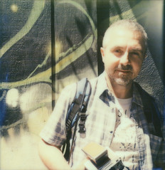 andrew bartram (lawatt) Tags: andrew bartram sanfrancisco polawalk missiondistrict film instant theimpossibleproject color600 slr680