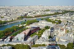 Paris Eiffel Tower 12.9.2016 3801 (orangevolvobusdriver4u) Tags: fluss river seine 2016 archiv2016 france frankreich paris eiffel turm eiffelturm tower eiffeltower tour toureiffel