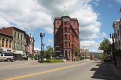 Flatiron, Warren, PA (joseph a) Tags: warrenpa warrenpennsylvania warren pennsylvania flatiron bank northwestsavingsbank
