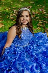 DSC_0458-9 (interfectvm) Tags: girl dress blue quince hispanic latina woman female beauty fashion culture