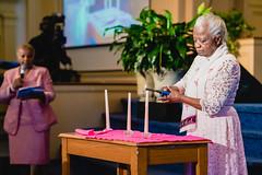 Divine Worship-70 (Atlanta Berean Church - photos.atlantaberean.com) Tags: cancer cancersurvivors candle