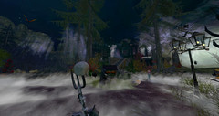 26 (EclairMartinek) Tags: secondlife sl pacifique halloween haunted zombie scary