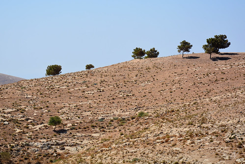 The Promised Land - view from Mount Nebo