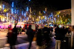 DSC_2888 (Franck Gerard) Tags: montpellier pompiers centre ville nuits son et lumires