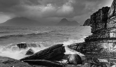 Storm at Elgol, Skye (1 of 1).jpg (Ian Booth2011) Tags: cornishsboulder skye elgol