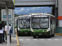 Volvo Procity RTP M1 (Metroferreo) Tags: reddetransportedepasajeros rtp sistemam1 volvobusesmexico volvoacces caio metrouniversidad metrocu