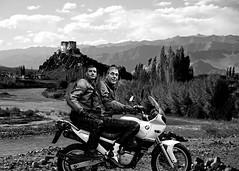 Holidays in Tibet. (driver Photographer) Tags:   aprilia cagiva honda kawasaki husqvarna ktm simson suzuki yamaha ducati daytona buell motoguzzi triumph bmv driver motorcycle leathers dainese