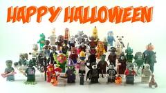 Happy Halloween! (machinsean) Tags: lego minifigures halloween monsters collectableminifigures