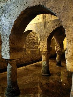 Aljibe andalusí (ss. X-XI)