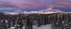 First Major Fall Storm - San Juan Mountains (Steadfast Christian) Tags: sanjuanmountains nature snow sunset fall weather colorado mountains creation god trees hiking landscapephotography adventure letsexplore opoutside venus beltofvenus