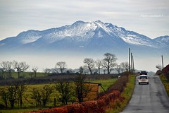 (Zak355) Tags: rothesay isleofbute bute scotland scottish weather snow hills