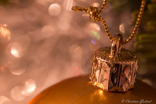 Macro Mondays : Holiday Bokeh
