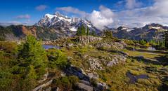 Mount Shuksan postcard shot (dwolters2) Tags: washington northcascades mountians pentax k1