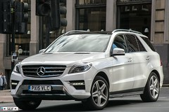 Mercedes Benz M Class Glasgow 2016 (seifracing) Tags: mercedes benz m class glasgow 2016 seifracing spotting ecosse cars cops vehicles britain british brigade rescue recovery transport traffic