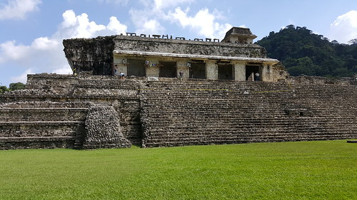 The Palace in Palenque