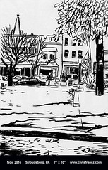 art125165 (artday1966) Tags: chrisfrancz chrisfranczart stroudsburgpa art inkandbrushart inkart inkdrawing sketchbookpage artistsketchbook