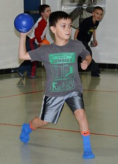 TRC 113016 045 (Tolland Recreation) Tags: boys girls kids children youth tweens sports dodgeball recreation fitness exercise game contest competition balls throwing tolland connecticut