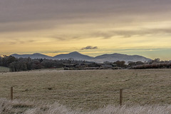 Christmas Midlothian Frosty Afternoon (Colin Myers Photography) Tags: midlothian frosty winter sunrise midlothianwinter sun frost cold scotland scottish christmas road countryside colinmyersphotography colin myers photography mid lothian