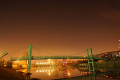 DSC08488 (cemilÖzenli) Tags: eskişehir fener adası gaga yaya köprüsü porsuk sonbahar pedestrian bridge sunrise autumn
