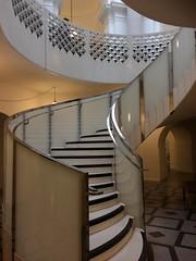 Tate Britain~Explored (Wendy:) Tags: explored tatebritsin stairs iphone 645