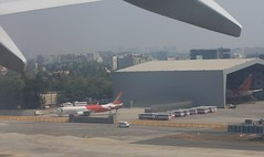 Boeing 737 of Air India Express.