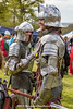 [2014-04-19@15.34.33a] (Untempered Photography) Tags: history costume helmet medieval weapon sword knight armour reenactment combatant chainmail canonef50mmf14 perioddress platearmour mailarmour untemperedeye canoneos5dmkiii untemperedeyephotography glastonburymedievalfayre2014