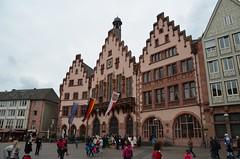 DSC_0029 - Frankfurt am Main - der Rmer (otzberg) Tags: germany hessen cityhall frankfurt townhall frankfurtammain frankfurtmain rmer hesse 2014 frankfurtcityhall 201405 20140530