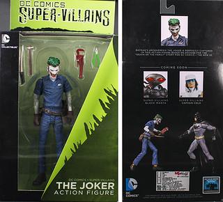 【玩具人'胖胖' 投稿】DC漫畫版小丑與電玩版小丑女雙人包