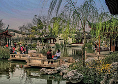 """Garden at Tongli • <a style=""""font-size:0.8em;"""" href=""""http://www.flickr.com/photos/53908815@N02/14158456970/"""" target=""""_blank"""">View on Flickr</a>"""