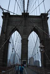 Brooklyn Bridge (konde) Tags: newyork architecture brooklynbridge
