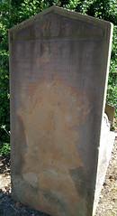 Sturdy family headstone