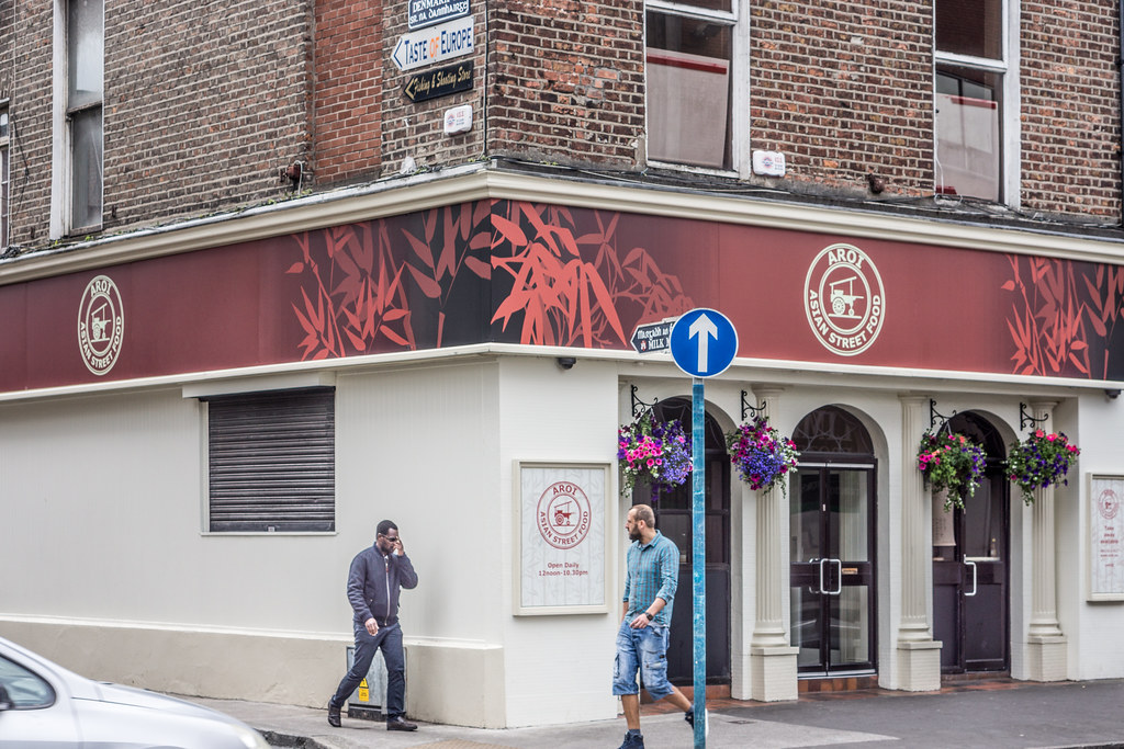 Welcome To Limerick - Denmark Street