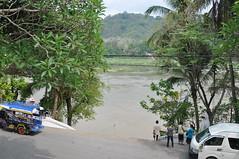 The mighty Mekong seen from the rear entrance of Wat Xieng Thong (oldandsolo) Tags: southeastasia riverside buddhism lp laos wat buddhisttemple luangprabang chedi watxiengthong mekongriver buddhistart buddhistshrine laopdr buddhistarchitecture unescoworldheritagecity buddhistreligion buddhistfaith