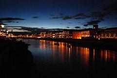 La luminara di San Ranieri. (CatastroFè) Tags: italia fiume traditions bum pisa luci arno toscana riflessi magia luminara fuochidartificio 120000 lumini tradizioni sanranieri
