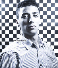 Headshot (© Ahmed rabie) Tags: light portrait white black home face