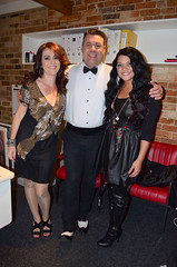 Georgia Cordukes, Gavin Jones, Naomi Wenitong 2012