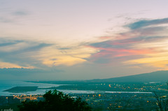 Day That Changed My Life (omegakoa) Tags: sunset hawaii oahu honolulu tantalus